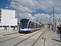 Metro Transportes do Sul - Antonio Gedeao stop.jpg