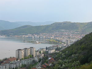 Orșova - Image: Mica Orsova