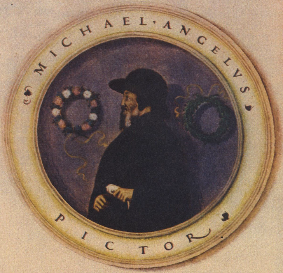 Michael Angelus Pictor - Francisco de Holanda (Álbum dos Desenhos das Antigualhas)