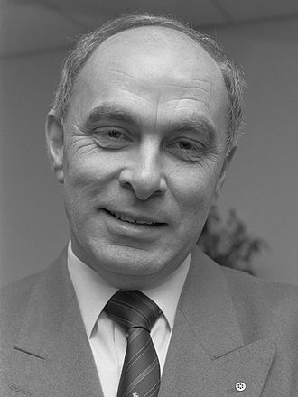 Michael van Praag - Michael van Praag in 1989