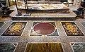 Michelozzo e altri, cappella dell'annunziata, pavimento.jpg