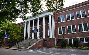 Middle Tennessee State University - Middle Tennessee State Teachers College Training School, now known as the Homer Pittard Campus School, is listed on the National Register of Historic Places.