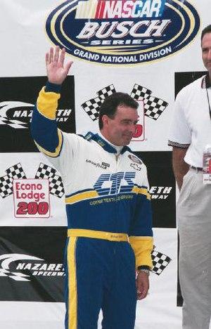 Mike Stefanik - Stefanik in 2000