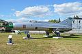 Mikoyan MiG-21PFM '10' (13469908144).jpg