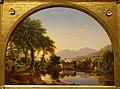 Mill Dam on the Catskill Creek, by Thomas Cole, 1841, oil on canvas - Currier Museum of Art - Manchester, NH - DSC07487.jpg