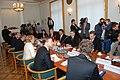 Ministru prezidenta un Vācijas kanceleres tikšanās Ministru kabinetā (4967184886).jpg