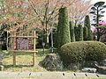 Minowa matushima castle.JPG