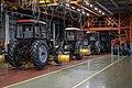 Minsk Tractor Works MTZ open day 2021 — assembly line 07.jpg