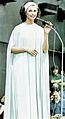 Miss America 1975 aboard USS John F. Kennedy (CV-67) 1975.jpg