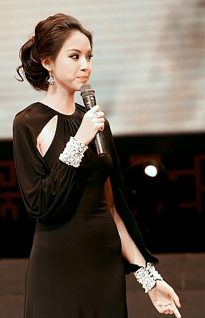 Zhang Zilin - Image: Miss World 2007 Zhang Zilin (3243539382)