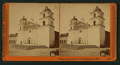 Mission Santa Barbara, Established Dec. 4, 1786, from Robert N. Dennis collection of stereoscopic views.png