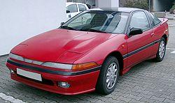 Mitsubishi Eclipse Coupé (1990–1995)