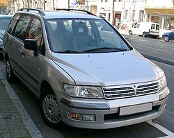 Mitsubishi Space Wagon Wikipedia