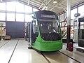 Mock-up of Siemens Avenio tram for Hovedstadens Letbane 02.jpg