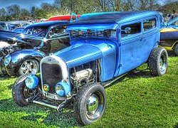 Modified 1929 Ford Model A (6807837135).jpg