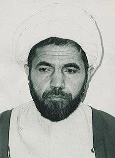 Mohammad Mofatteh Iranian politician
