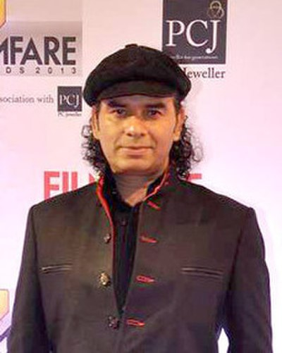 Picture of a band or musician: Mohit Chauhan