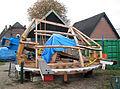 Molen De Koe Ermelo kap constructie.jpg