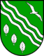 Coat of arms of Molfsee