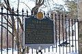 Molly Stark Trail and Historic Old Bennington marker - Bennington Museum - Bennington, VT - DSC08490.JPG