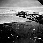 Moltke Glacier, Calving terminus, July 24, 1964 (GLACIERS 1694).jpg