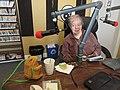 Monday Morning at radio WWOZ New Orleans 3rd February 2020 01.jpg