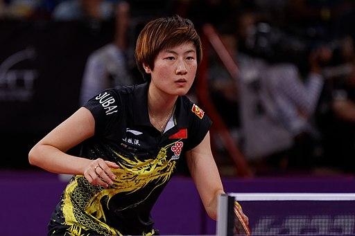Mondial Ping - Women's Singles - Semifinal - Ding Ning-Li Xiaoxia - 04