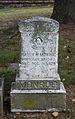 Monroe grave - Glenwood Cemetery - 2014-09-14.jpg