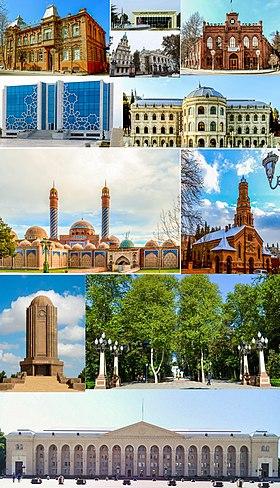 Ganja, Azerbaijan - Wikipedia