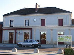Gare de Montbard - Montbard railway station