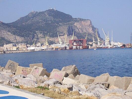 Mount Pellegrino