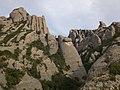 Montgròs i Plecs de Llibre des del Coll de l'Ajaguda, Montserrat (desembre 2008) - panoramio.jpg