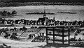 Montréal, vers 1803. Lancien Ville fortifiée. (6937265875).jpg