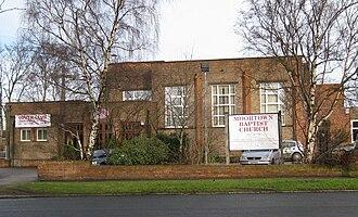 Moortown, Leeds - Moortown Baptist Church, King Lane