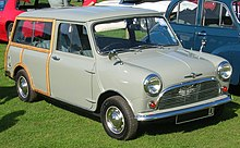 Morris Mini-Minor Traveller del 1966