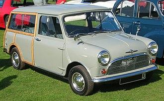 Mini Clubman - Morris Mini Minor Traveller (1966)