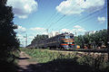 Moscow 1982 electric train along track.jpg