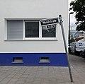 Moselstraße 4–30, Straßenschild, Düsseldorf-Unterbilk.jpg