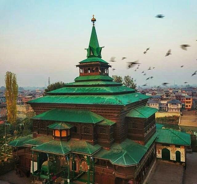 Mosque of Islamic Preacher Sayyid Ali Hamadani