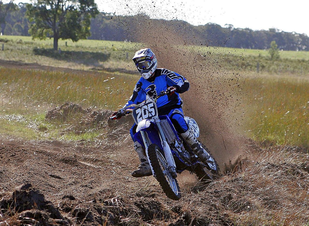 Fox Racing Yamaha Gear Bag