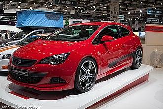 Irmscher - 2012 Opel Astra (J) GTC (Irmscher enhanced)