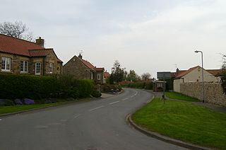 Moulton, North Yorkshire Village and civil parish in North Yorkshire, England