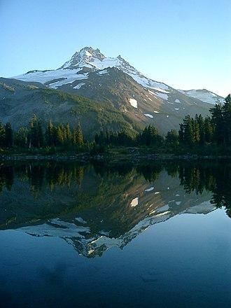 Mount Jefferson (Oregon) - Mount Jefferson