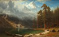 Mount Corcoran by Albert Bierstadt, c. 1876-1877 - Corcoran Gallery of Art - DSC01127.JPG
