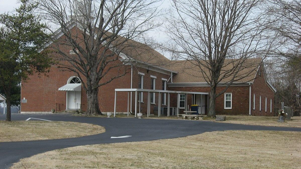 Mount Olivet Cumberland Presbyterian Church Wikipedia