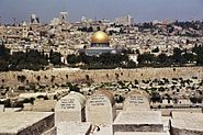 Mount of Olives-Overlook