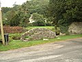 Mounting steps near Nevern Church - geograph.org.uk - 404129.jpg