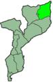 Mozambique Provinces Cabo Delgado 250px.png