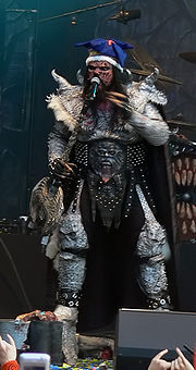 Mr. Lordi in 2006.