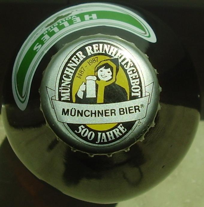 Muenchner Reinheitsgebot